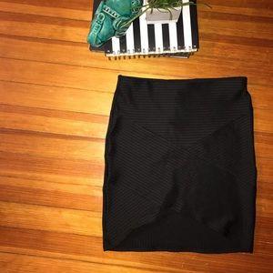 H&M Divided Black Skirt
